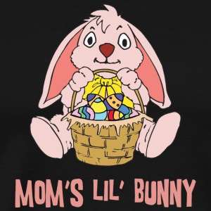 Easter Mom's Little Bunny - Men's Premium T-Shirt