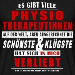 In Mich Verliebt - Physiotherapeutin T-Shirts - Männer T-Shirt