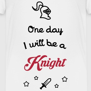 Knight - Baby - Birth - Bébé - Naissance - Boy Shirts - Kids' Premium T-Shirt