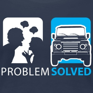 Problem Solved Jeep  T-Shirts - Women's Premium T-Shirt