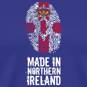 Made In Northern Ireland / Nordirland - Männer Premium T-Shirt