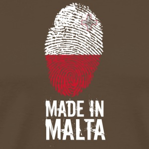 Made In Malta - Männer Premium T-Shirt