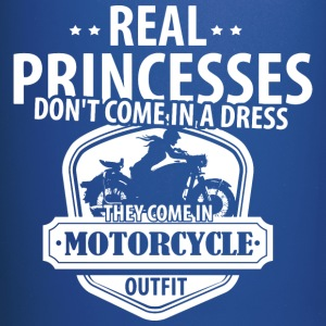 Real Princesses Motorcycle  Mugs & Drinkware - Full Colour Mug