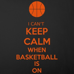 I Can't Keep Calm When Basketball Is On Sonstige - Sofakissenbezug 44 x 44 cm