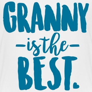 Granny is the best T-Shirts - Kinder Premium T-Shirt