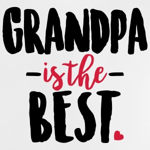 Grandpa is the best Baby T-Shirts - Baby T-Shirt