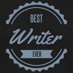 best writer Tee shirts - T-shirt Homme