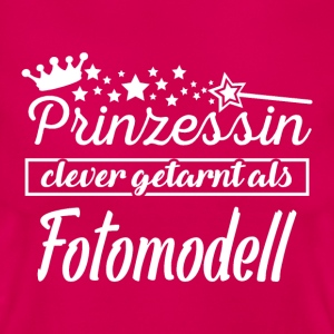 fotomodell T-Shirts - Frauen T-Shirt