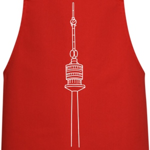 Danube Tower Vienna  Aprons - Cooking Apron
