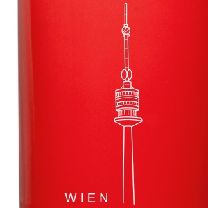 Danube Tower Vienna Mugs & Drinkware - Full Colour Mug