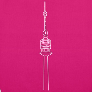 Danube Tower Vienna Bags & Backpacks - EarthPositive Tote Bag