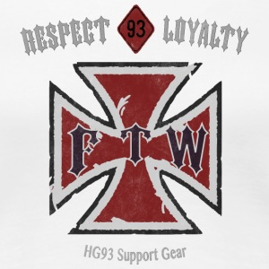 Respect & Loyalty T-Shirts - Frauen Premium T-Shirt