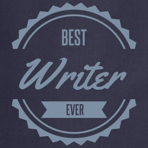 best writer  Aprons - Cooking Apron