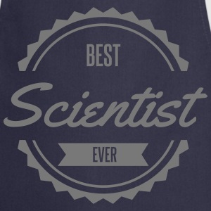 best scientist scientifique Tabliers - Tablier de cuisine