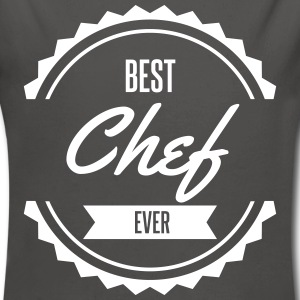 best chef Baby Bodysuits - Longlseeve Baby Bodysuit
