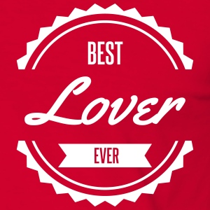 best lover Tee shirts - T-shirt contraste Homme