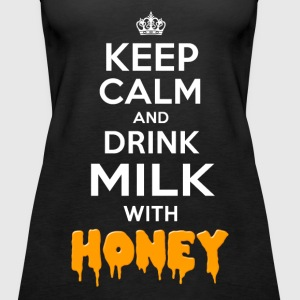 Milk with Honey Tops - Frauen Premium Tank Top