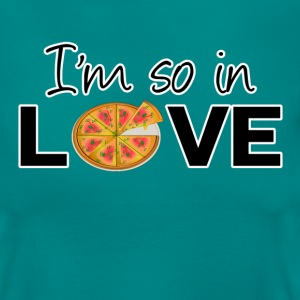 Pizza Love T-Shirts - Women's T-Shirt