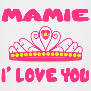 Mamie i love you Tee shirts - T-shirt Premium Enfant