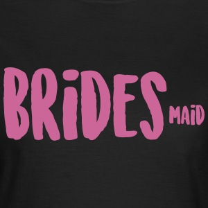BRIDESmaid Brautjungfer T-Shirts - Frauen T-Shirt
