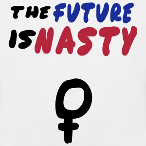 THE FUTURE IS NASTY Donald Trump Women's March Sportbekleidung - Männer Premium Tank Top