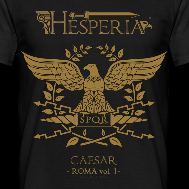 HESPERIA Caesar (Roman Eagle 1st version)- Shirt