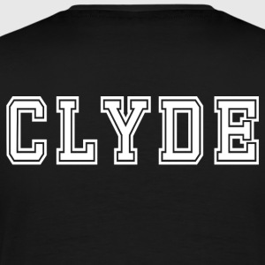 Clyde Back - Men's Premium T-Shirt