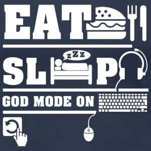 Eat Sleep PC T-Shirts - Women's Premium T-Shirt