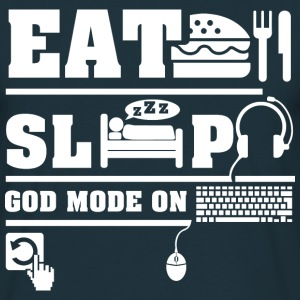 Eat Sleep PC T-Shirts - Men's T-Shirt