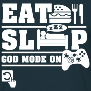 Eat Sleep T-Shirts - Men's T-Shirt