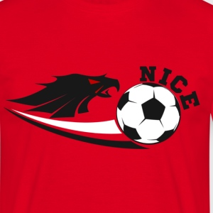 Nice Football Tee shirts - T-shirt Homme
