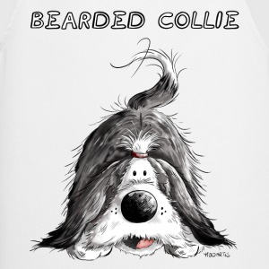 Bearded Collie Tabliers - Tablier de cuisine