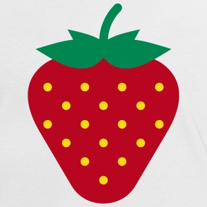 Strawberry / Fraise / Fresa / Erdbeere T-Shirts - Women's Ringer T-Shirt
