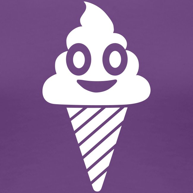 Smiling Ice Cream