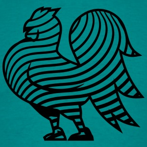 Cock design T-Shirts - Men's T-Shirt