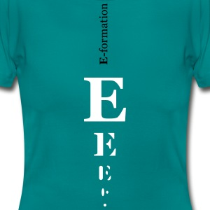 E- girl - Frauen T-Shirt