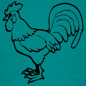 Rooster farm sunglasses T-Shirts - Men's T-Shirt