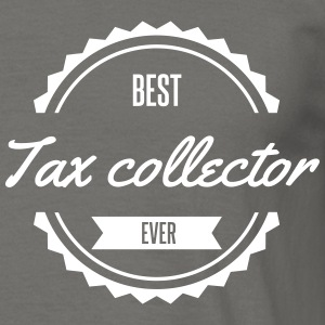 best taxcollector T-Shirts - Men's T-Shirt