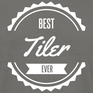 best tiler T-Shirts - Men's T-Shirt