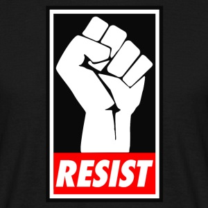 Resist  - Men's T-Shirt