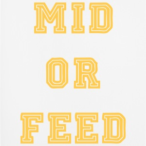 mid or feed Sonstige - Mousepad (Hochformat)