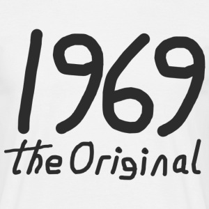 1969 the original  - Men's T-Shirt