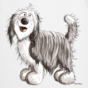 Drole Bearded Collie Tabliers - Tablier de cuisine