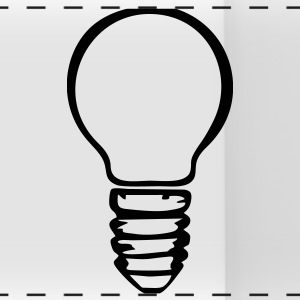 Light bulb (1 color) Tazze & Accessori - Tazza con vista