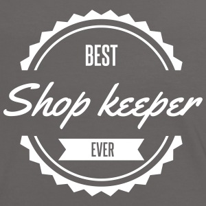 best shop keeper Tee shirts - T-shirt contraste Femme