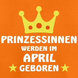Prinzessinnen April T-Shirts - Kinder Premium T-Shirt