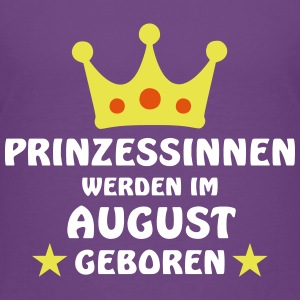 Prinzessinnen August T-Shirts - Kinder Premium T-Shirt