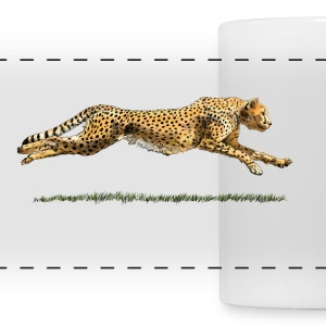 Leopard Mugs & Drinkware - Panoramic Mug