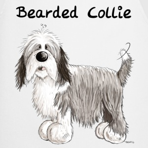 Mignon Bearded Collie Tabliers - Tablier de cuisine