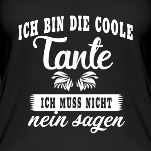 coole tante Tops - Frauen Bio Tank Top